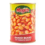 Mayor Bakes Beans