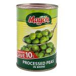 Mayor Peas