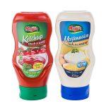 ketchup + mayonnaise