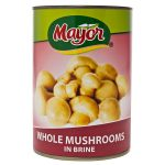 Mayor Whole Mushrooms