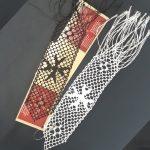 Savina Lace Bookmark
